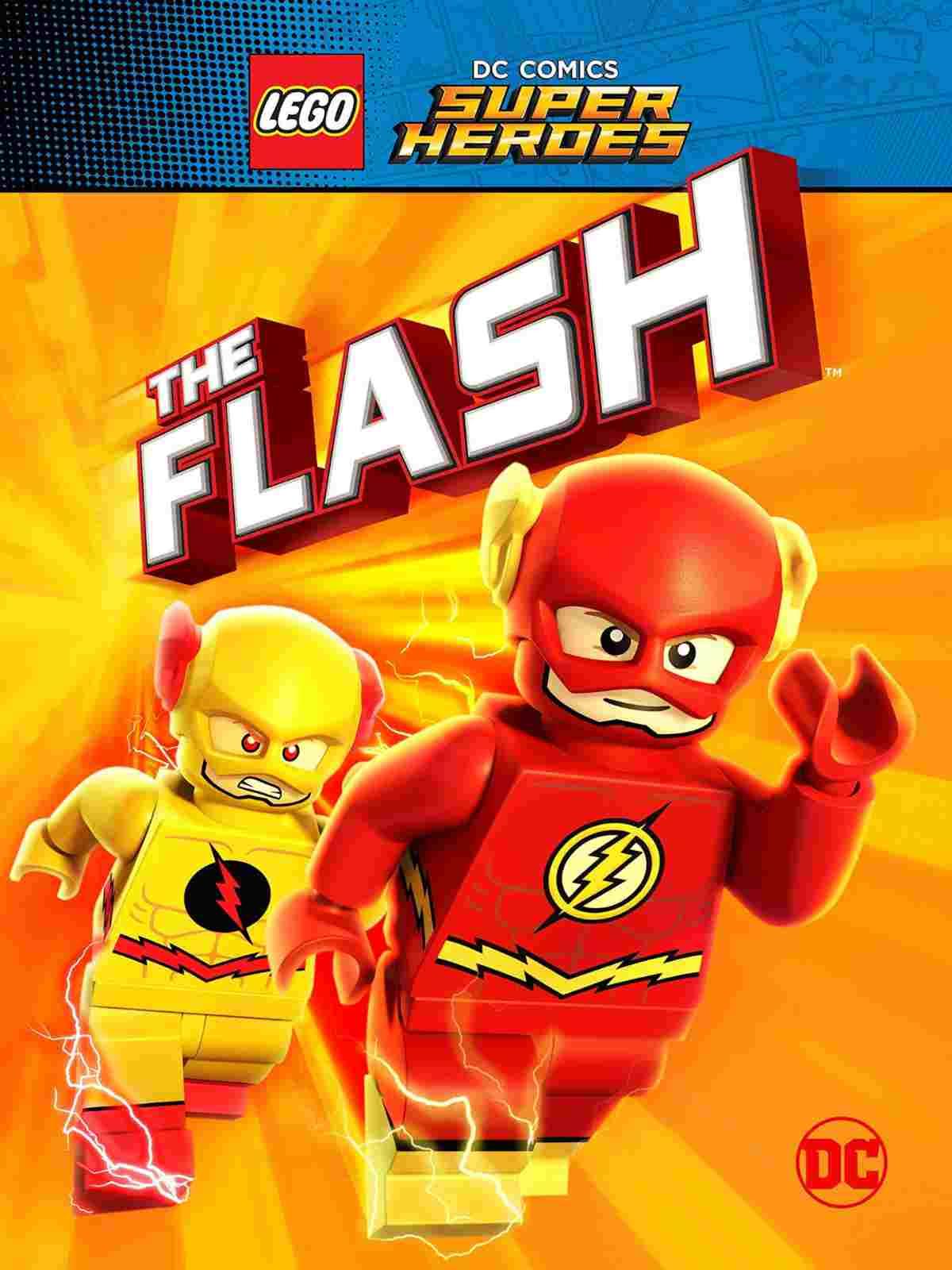 Lego DC Super Heroes : Flash / DVD