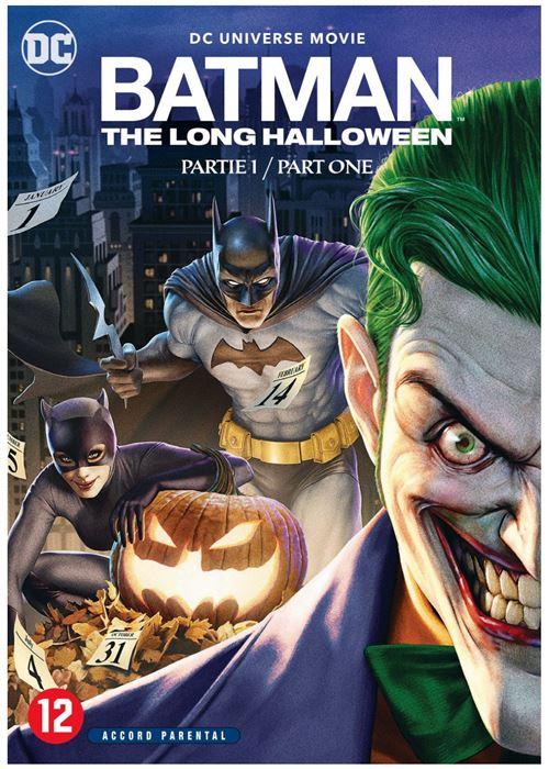 Batman : Un long Halloween (Partie 1) / DVD