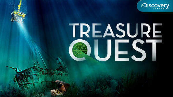 Treasure Quest (1 ép.) / Discovery