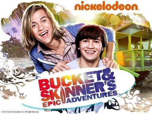 Les aventures de Bucket & Skinner (4 épisodes) / Nickelodeon