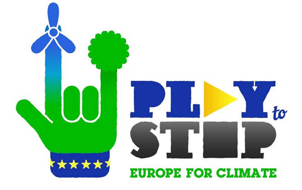 Play To Stop: Europe For Climate / MTV