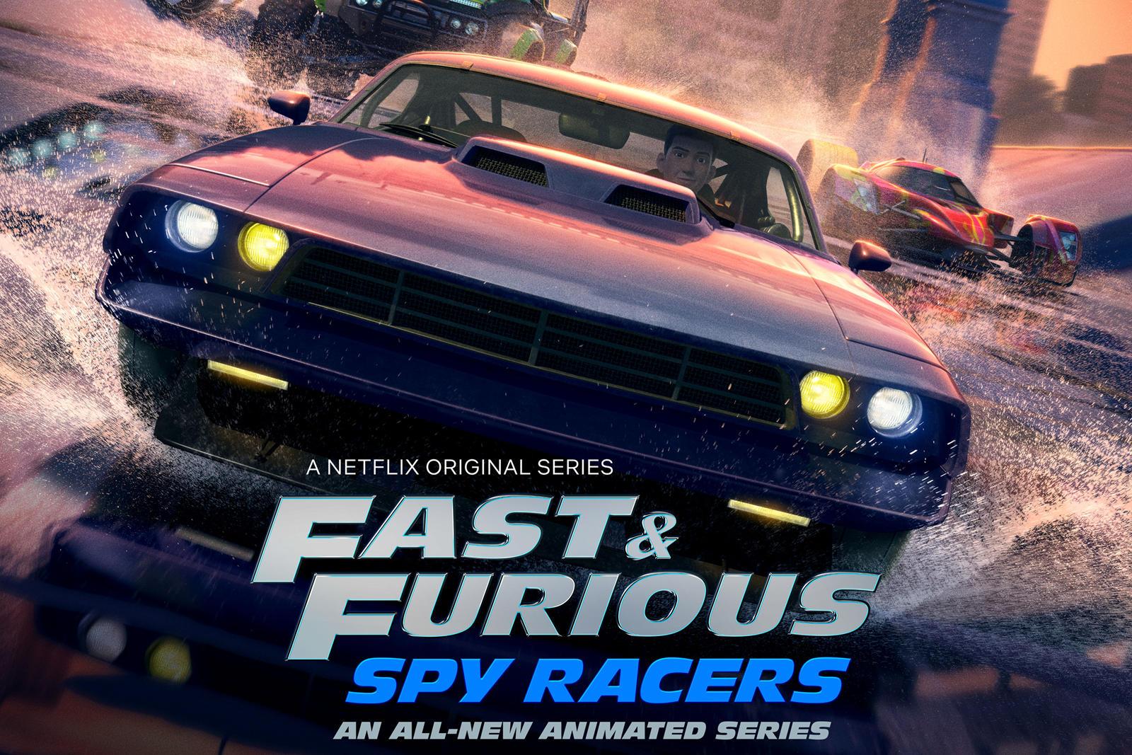 Fast & Furious : Les espions dans la course (5 ép) / Netflix