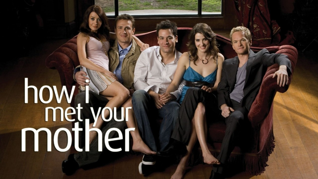 How I Met Your Mother (13 épisodes) / NT1