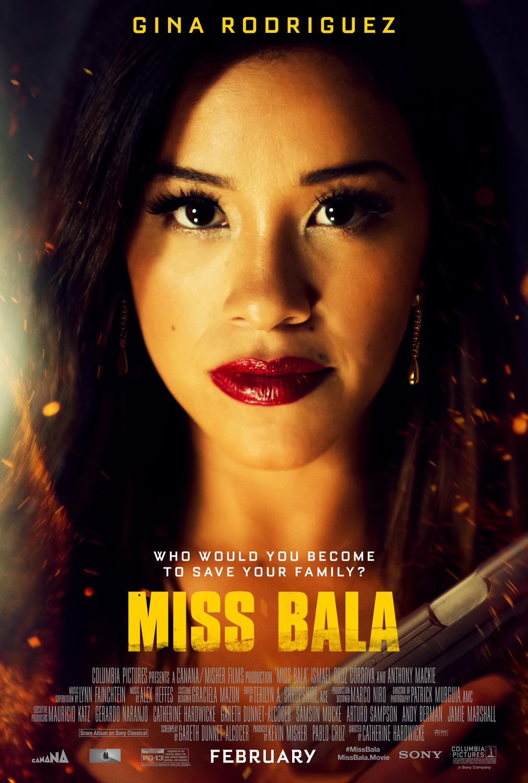 Miss Bala / VàD