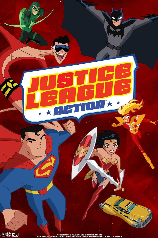 La Ligue des Justiciers : Action (22 épisodes) /