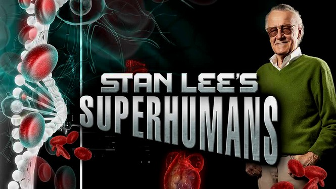 Stan Lee & les super-humains (1 ép.) / Discovery