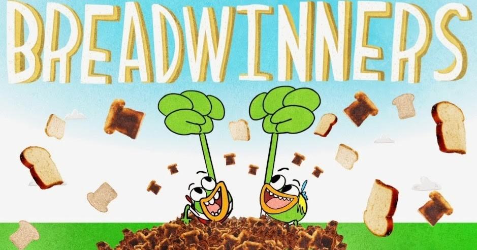 Breadwinnders (2 épisodes) / Nickelodeon