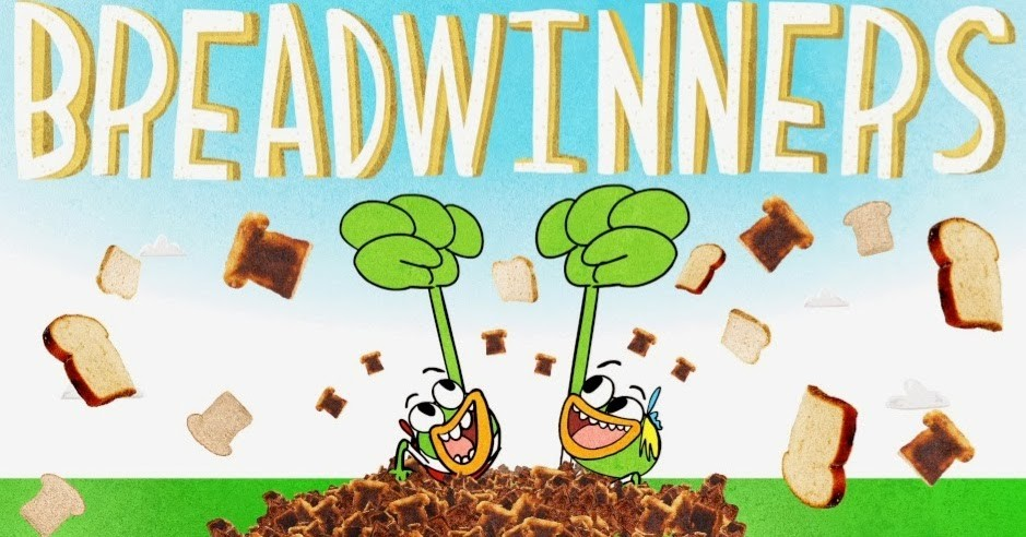 Breadwinnders (2 ép) / Nickelodeon