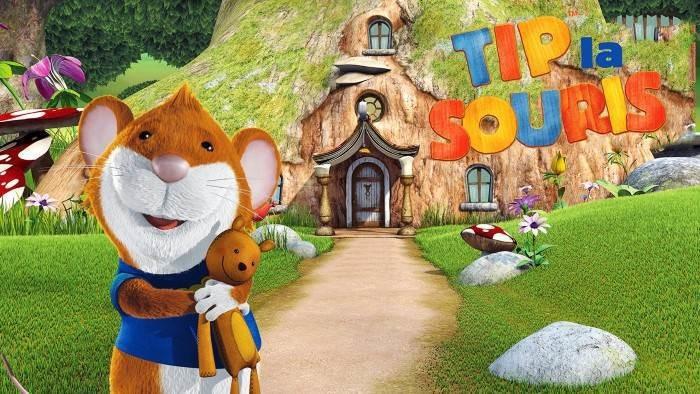 Tip la souris (18 épisodes) / France 5