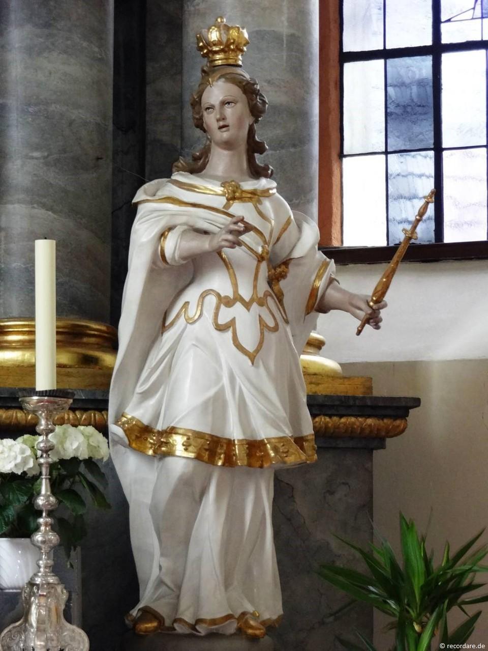 Altarstatue St. Kunigunde