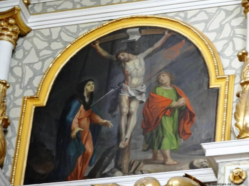 Maria unter dem Kreuz