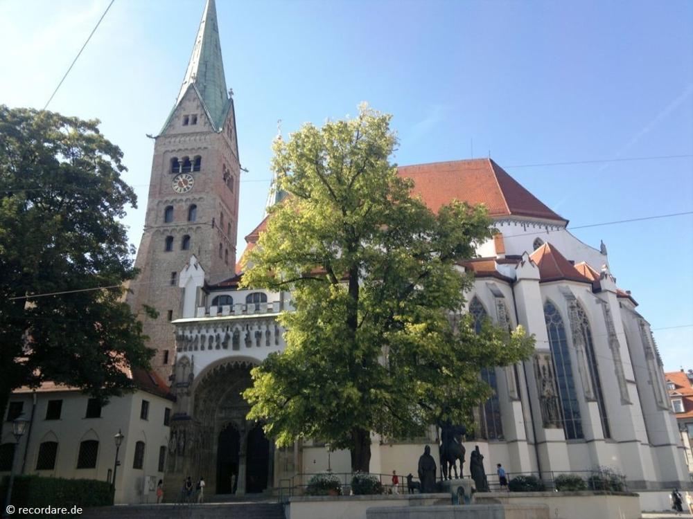 Dom Mariä Heimsuchung, Augsburg