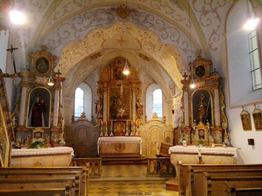 Kirchenraum St. Georg