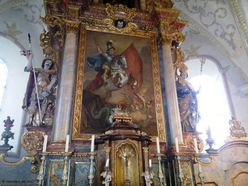 Hochaltar St. Georg