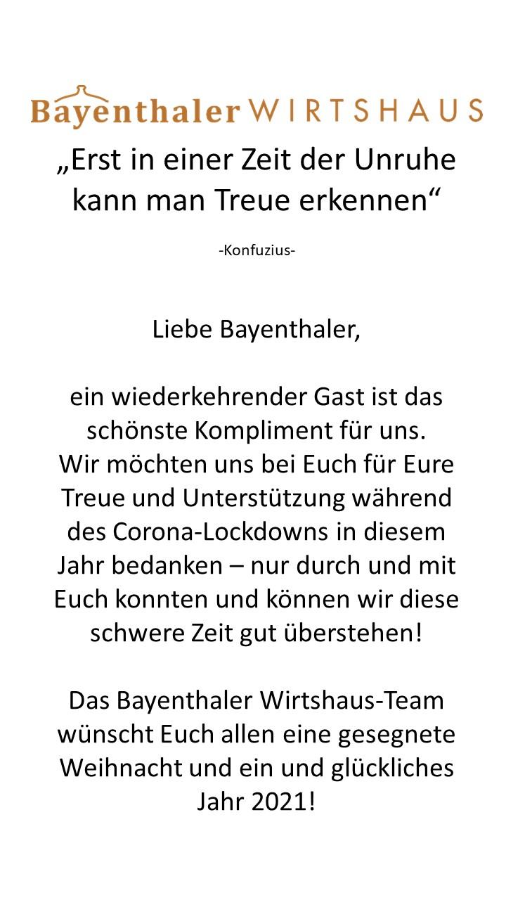 Danke Bayenthal