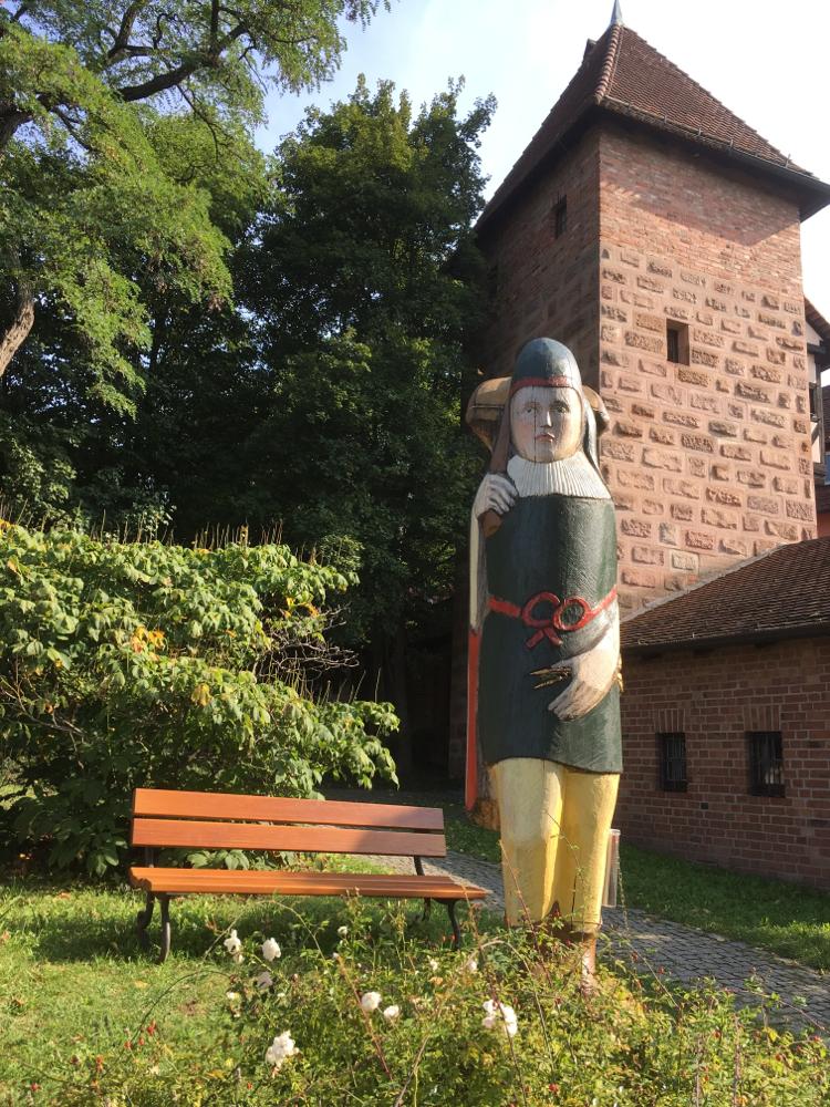Burgzeidler, Nürnberg Neutorzwinger