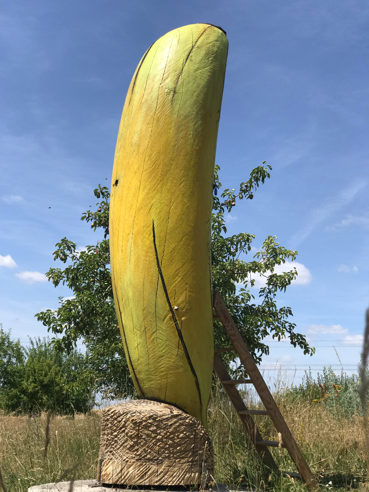 Banane Bienen