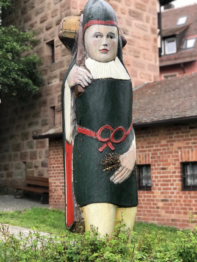 Der Nürnberger Burgzeidler