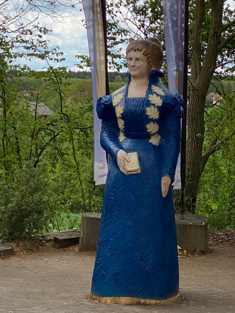 Maria Montessori als Figurenbeute