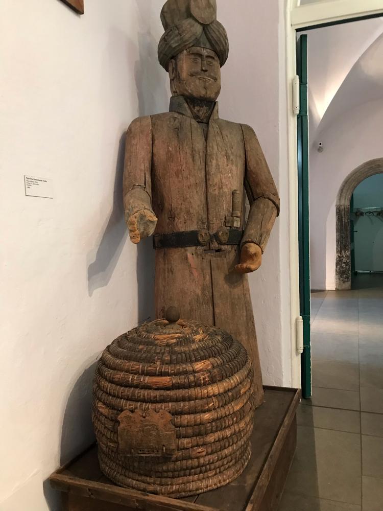 Figurenbeute Türke, Museum für Volkskunst, Dresden