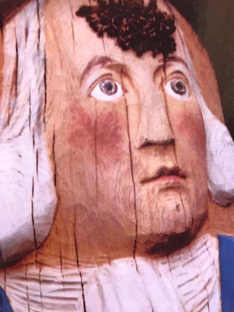 Figurenbeute J. W. von Goethe