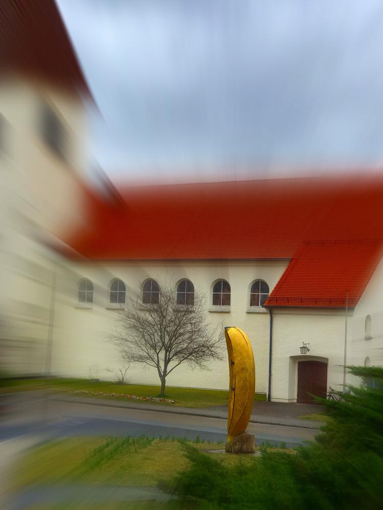Kunst und Kirche, ein über alle Zeiten hindurch wichtiges Thema. Evangelisches Gemeindehaus Schwarzenbruck, Vortrag Ende April 20