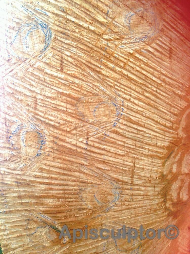 Pfauenfedern bei Erzengel Michael, Auferstehungssymbolik