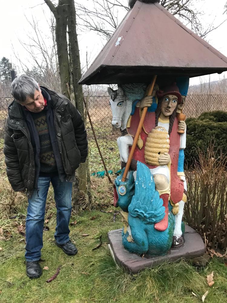 Figurenbeuten Tradition heute in Polen
