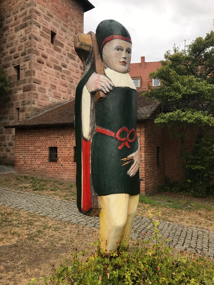 Der Burg Zeidler, Nürnberg,  Neutormauer 3