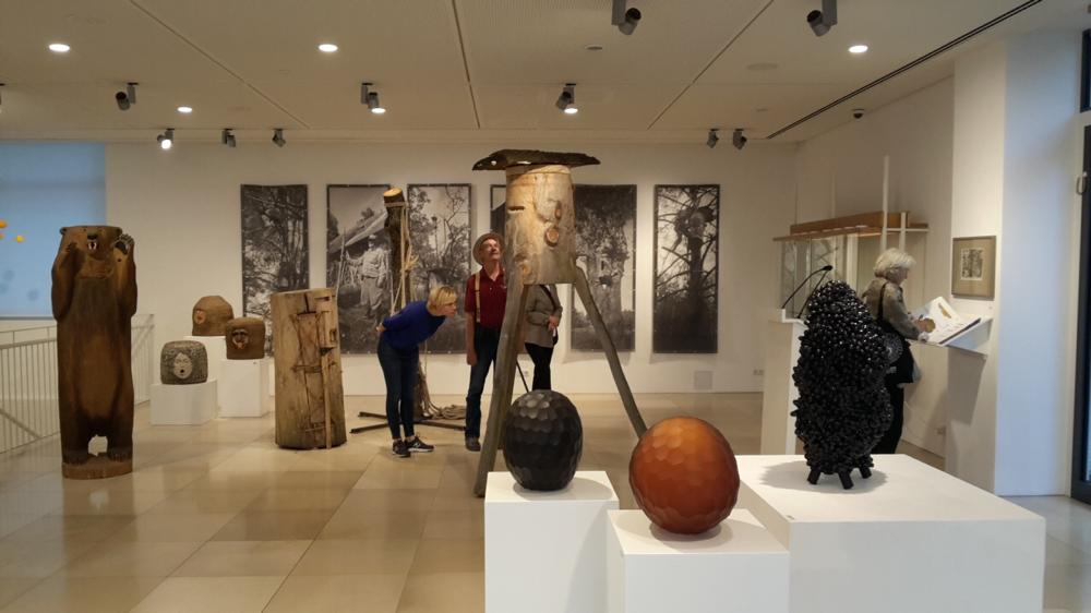 HWK München Galerie Handwerk Ausstellung BIENENGOLD