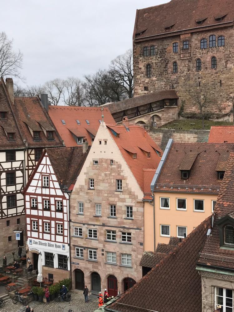 Nürnbergs ältestes Fachwerkhaus