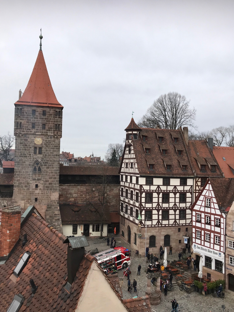 Pilatushaus am Tiergärtnertorplatz, Nürnberg