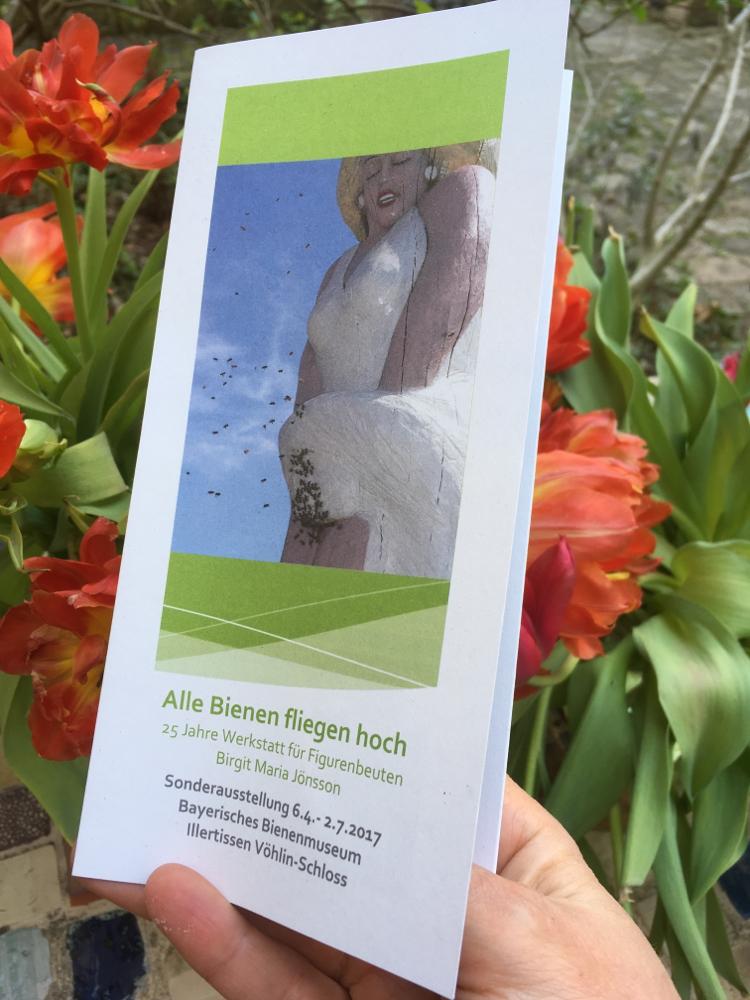 Werkschau im Bayerischen Bienenmuseum, Illertissen