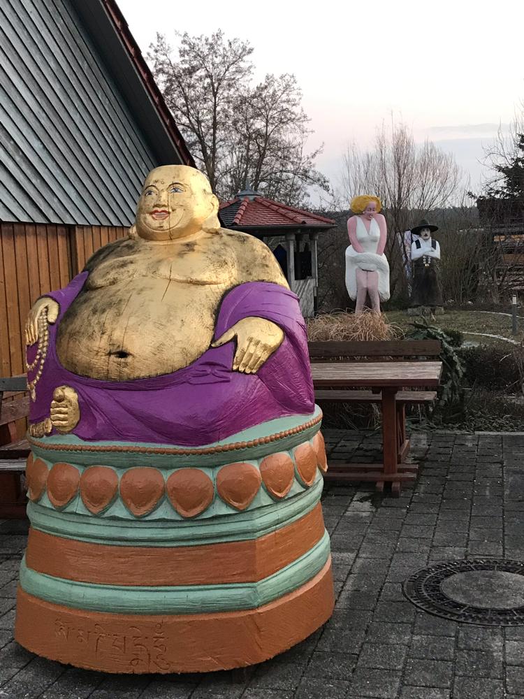 Figurenbeuten Schaugarten Buchschwabach