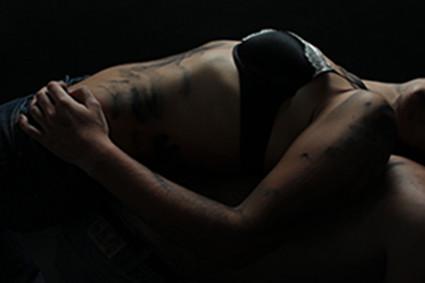 """""""Spiel mit Licht"""": Das Foto entstand in der Europäischen Kunstakademie in Trier, und in den kommenden Wochen dürft ihr euch auf weitere Fotos freuen, die in diesem Workshop geschossen wurden. Foto: Ko"""