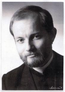 Первый настоятель нашего прихода, игумен Иоанн (Бюхелер)