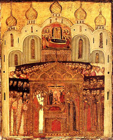 Положение честно́й ризы Господа нашего Иисуса Христа в Москве (1625)