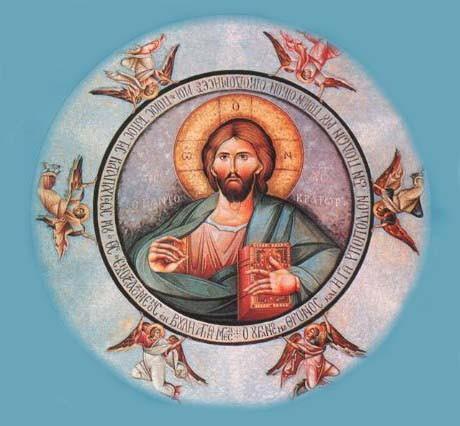 Christus, der Allherrscher