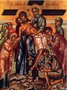 Die Abnahme vom Kreuz 1