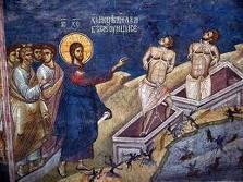 Christus reinigt die Besessenen