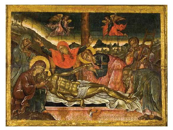 Die Abnahme vom Kreuz 2