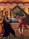 Christus heilt den Gelähmten
