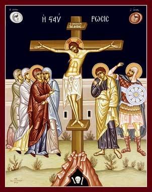 Das Kreuz ist die Schönheit der Kirche