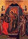Christus zeigt dem ungläugigen Thomas die Wundmale