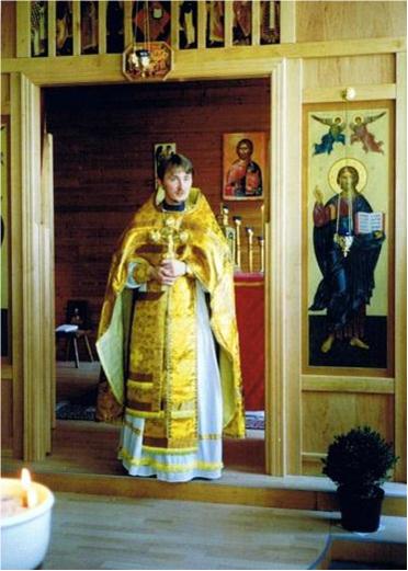 Игумен Андрей (Готтфрид), 1999 год