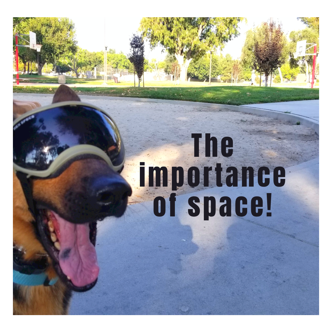 The importance of space!