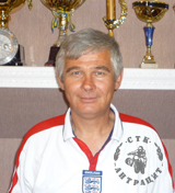 Vladimir Moskalenko Trainer