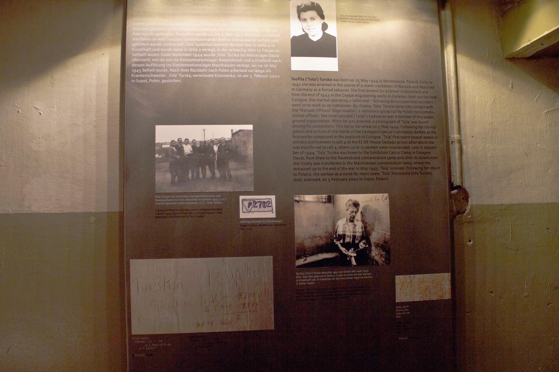 Storie di coloro che hanno vissuto in quelle celle