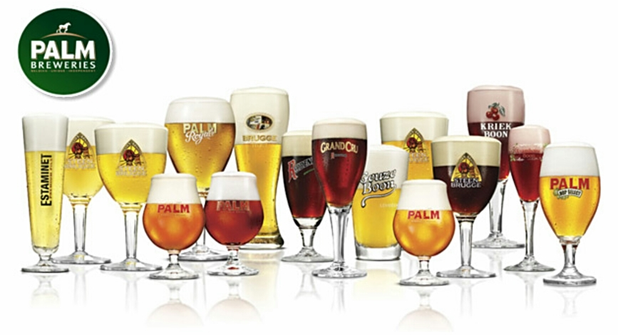 Klik op de foto voor website Palm Breweries