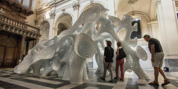 Liquid architecture - Colección FRAC - Francia